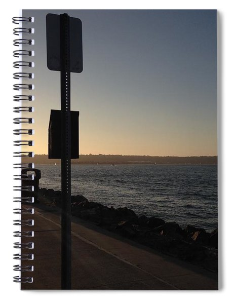 Signs Spiral Notebook