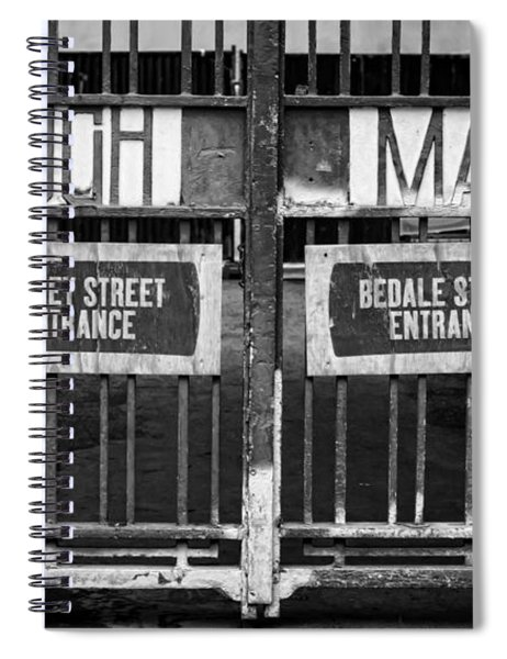 Signs Point The Way Spiral Notebook