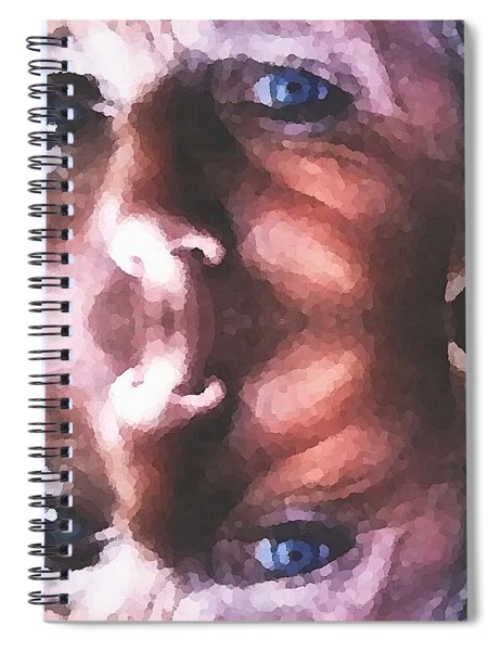 Silenced Spiral Notebook