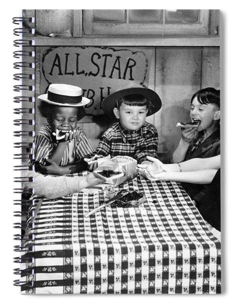 Little Rascals Spiral Notebook