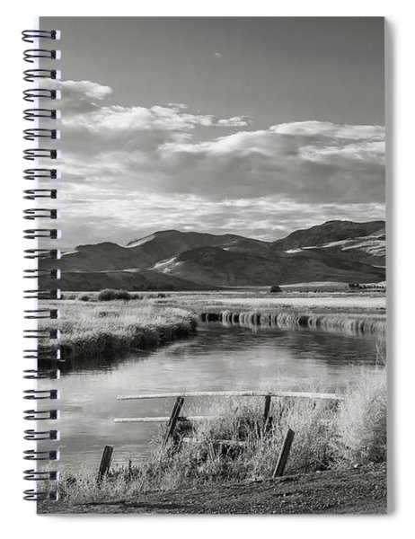 Silver Creek Spiral Notebook