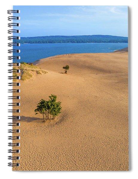 Silver Lake Dunes Spiral Notebook