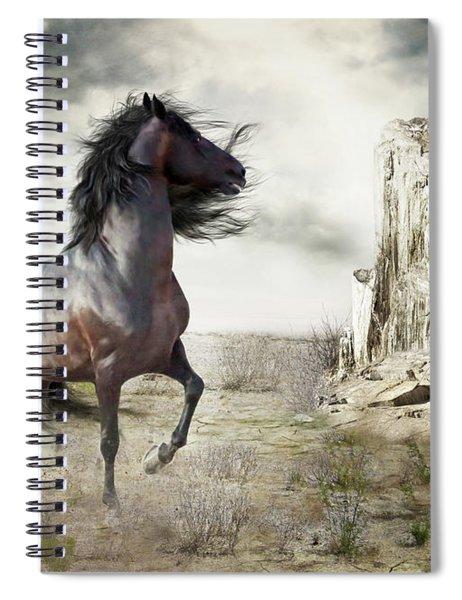 Silverado Spiral Notebook