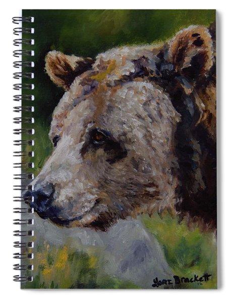Silvertip Spiral Notebook