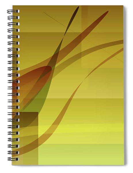 Simple Nature Spiral Notebook