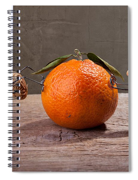 Simple Things - Antagonism Spiral Notebook