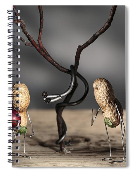 Simple Things - Paradise Spiral Notebook