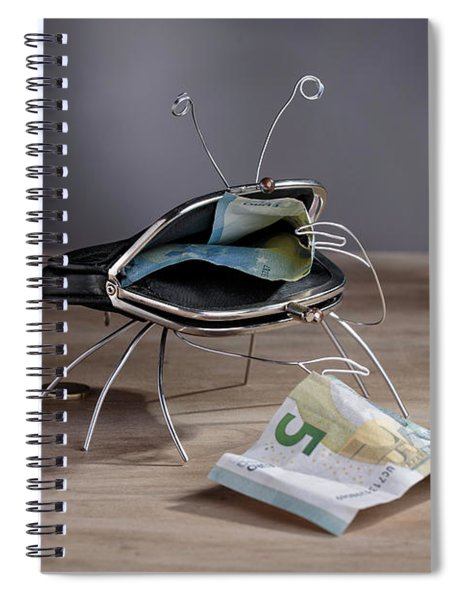 Simple Things - The Crab Spiral Notebook