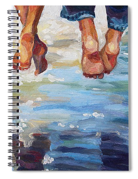 Simply Together Spiral Notebook