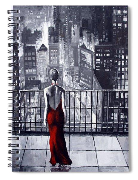 Sincity Spiral Notebook
