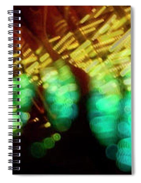 Singapore Night Urban City Light - Series - Your Singapore Spiral Notebook