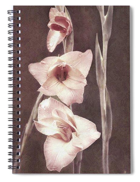 Singing Of Summer Spiral Notebook