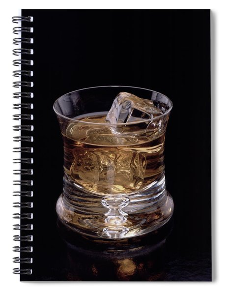 Single Malt Spiral Notebook