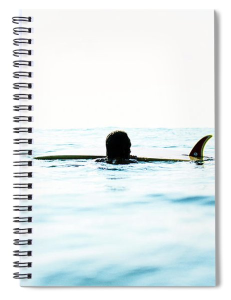 Single Spiral Notebook