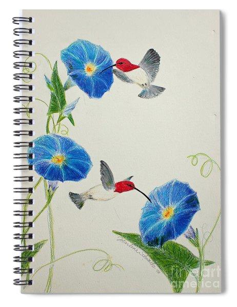 Sip, Sip Spiral Notebook