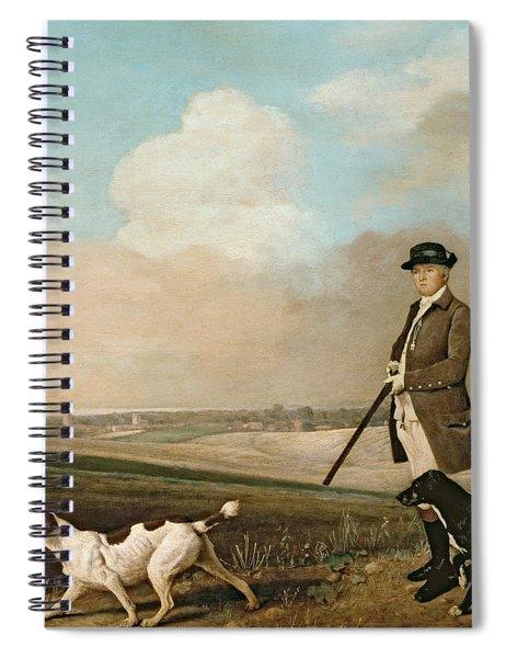 Sir John Nelthorpe Spiral Notebook