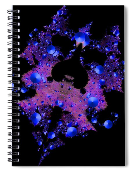 Sirbanaily Spiral Notebook