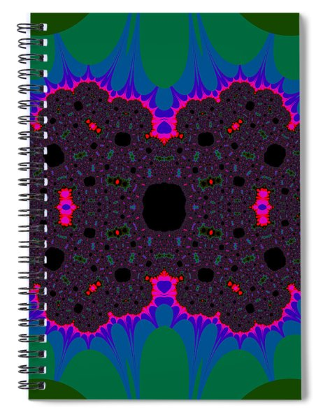 Sirorsions Spiral Notebook