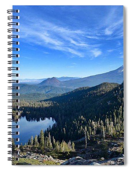 Siskiyou Beauty Spiral Notebook