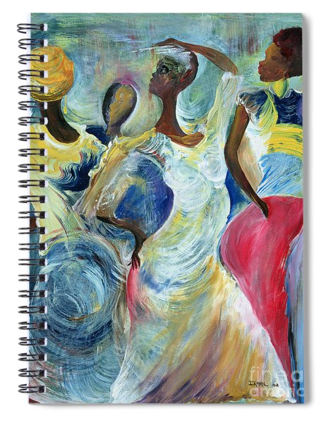 Sister Act Spiral Notebook