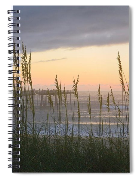 Sixth Of July Sunrise Spiral Notebook