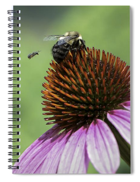 Size Matters Spiral Notebook