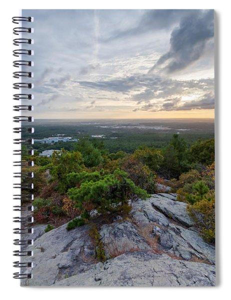 Skyline Trail Vista Spiral Notebook