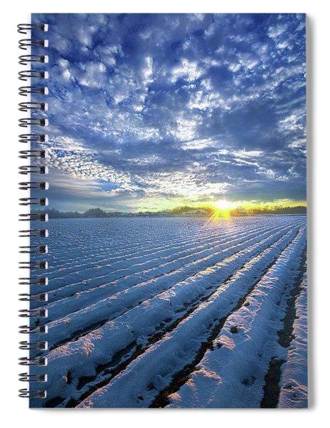Sleep Has Its Own World Spiral Notebook