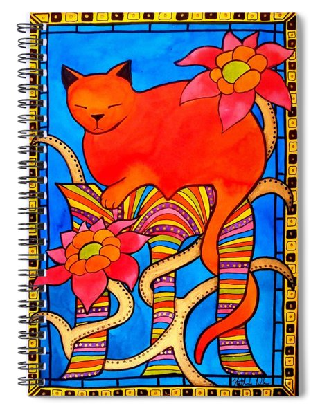 Sleeping Beauty By Dora Hathazi Mendes Spiral Notebook