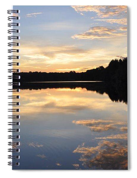 Slice Of Heaven Spiral Notebook