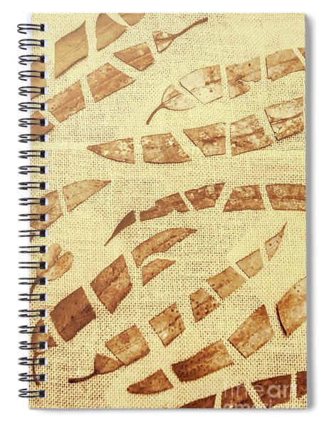 Slices Of Fall Spiral Notebook