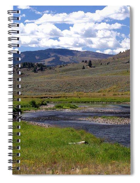 Slough Creek Angler Spiral Notebook