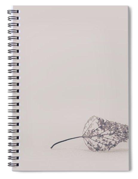 Smallest Leaf Spiral Notebook