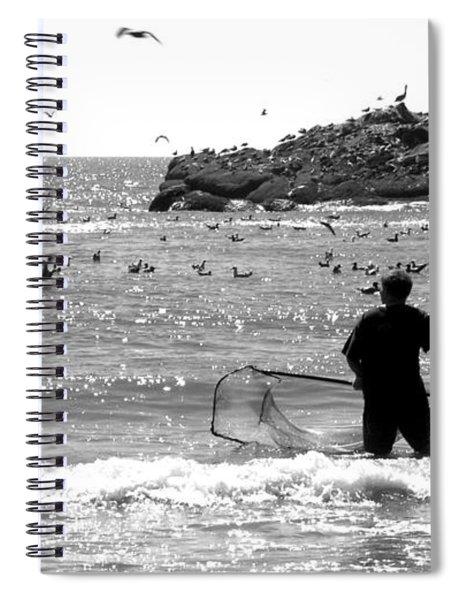 Smelt Run Spiral Notebook