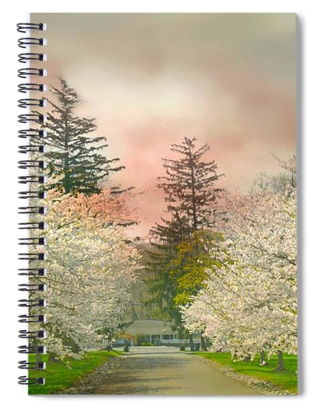 Smile For Me Spiral Notebook