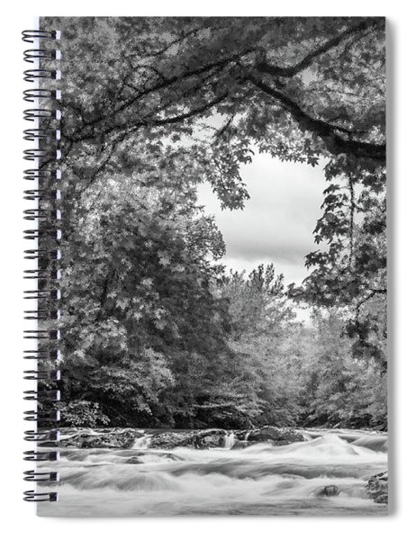 Smokies Spiral Notebook