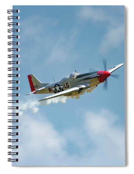 Smokin 51 Color Spiral Notebook