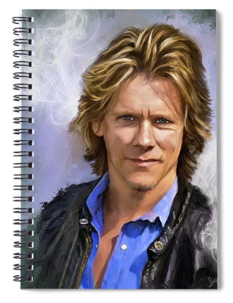 Smoking Hot Bacon Spiral Notebook