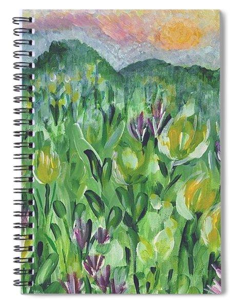 Smoky Mountain Dreamin Spiral Notebook