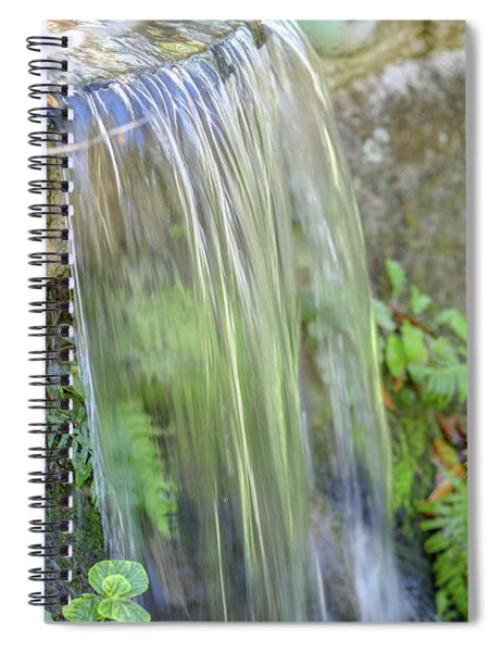 Smooth Water Spiral Notebook