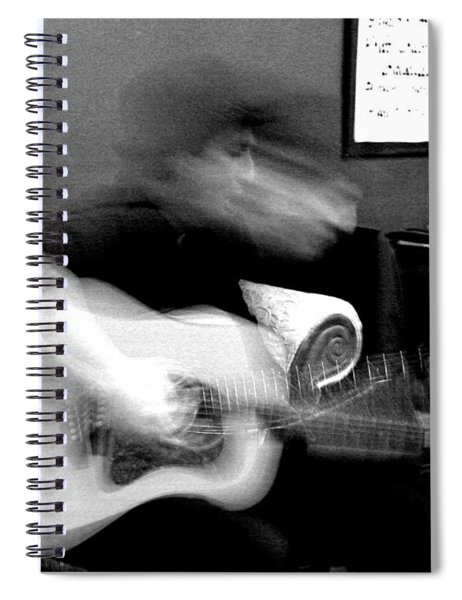 019 - Sneaky Pete Spiral Notebook