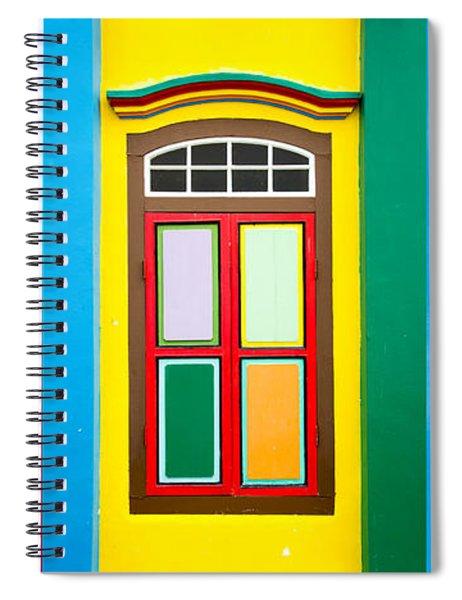 Singapore Windows Spiral Notebook