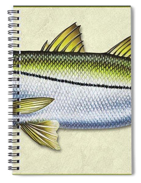 Snook Id Spiral Notebook