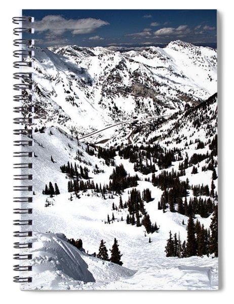 Snowbird Great Scott Spiral Notebook
