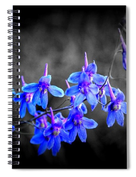 So Blue Baby Spiral Notebook