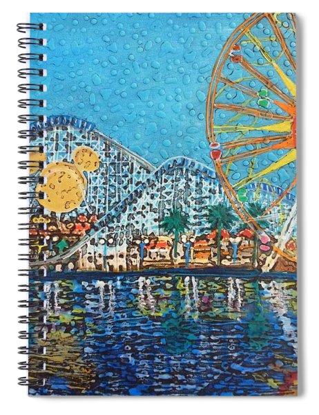 So Cal Adventure Spiral Notebook