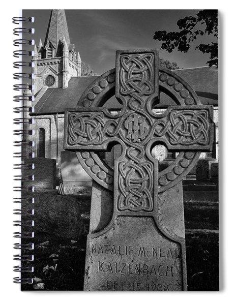 So Short A Life Spiral Notebook
