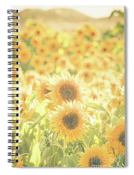 Soak Up The Sun Spiral Notebook