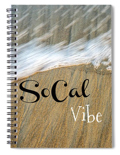 Socal Vibe #2 Spiral Notebook