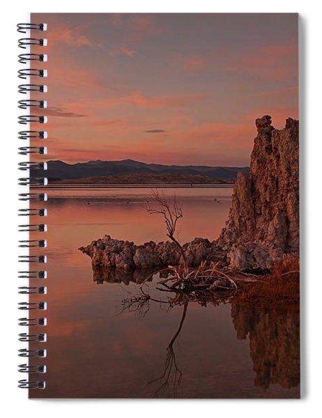 Soda Glow Spiral Notebook